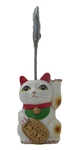 Lucky Cat Ticket Holder Ticket ,Holder, novelty, cheap, gift ,christmas, cat, lucky