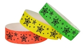 STAR EXPLOSION WRISTBANDS  Wristband