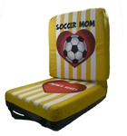 Seat Cushion (Soccer Mom) Cushion, bag, bingO, seat, BLING