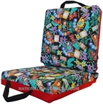 Seat Cushion (Jungle Betty Boop) Cushion, bag, bing, seat