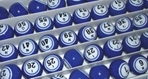 Blue Double Number Bingo Ball Set Double, Number, Bingo, Ball, Set,