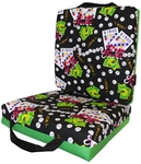 Seat Cushion (Bingo Fever) Cushion, bag, bing, seat