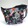 Quilted Bingo Tote Bag