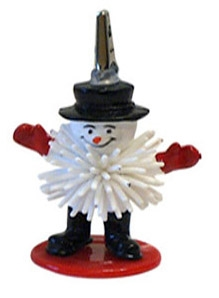 Ticket Holder (Snowman Porcupine) Ticket ,Holder, Betty, Boop, novelty, cheap, gift ,christmas