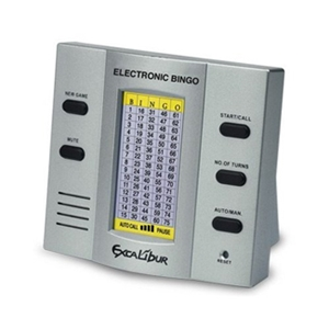 Electronic Talking Bingo Nb Talkbingo