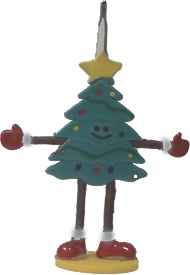 Ticket Holder (Christmas Tree) Ticket ,Holder, Betty, Boop, novelty, cheap, gift ,christmas
