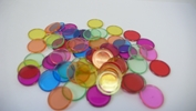 300 Count Magnetic Bingo Chips Magnetic, Chip, Pick, up, Stick, wand