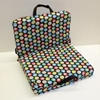 Bingo Balls Seat Cushion Cushion, bag, bing, seat