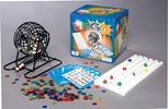 Deluxe Mini Bingo Cage Set
