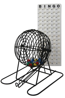 The Best Built Bingo Cage In It's Catagory